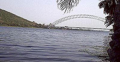 Râurile Majore Din Ghana