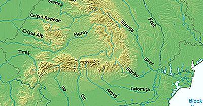 Râurile Mari Din România