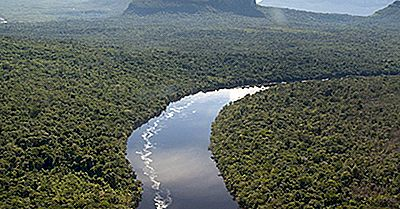 Major Rivers Of Venezuela