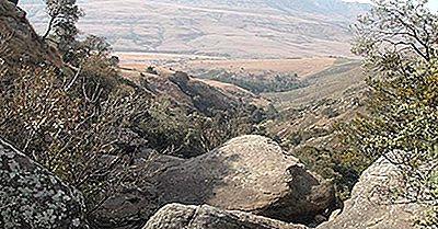 Parc Transfrontalier Maloti-Drakensberg Du Lesotho Et De L'Afrique Du Sud