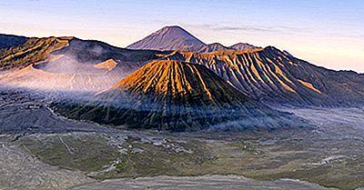 La Mayoría De Las Erupciones Volcánicas Violentas