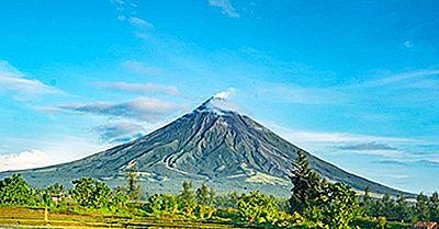 Mont Mayon: Faits Et Histoire