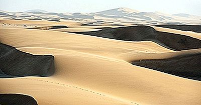 El Mar De Arena De Namib De Namibia