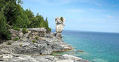 Las Áreas Nacionales De Conservación Marina De Canadá