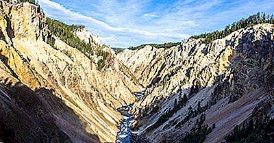 Parques Nacionais, Em, Wyoming, Eua