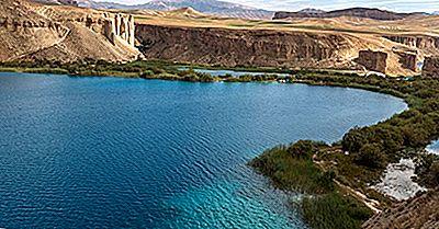Parques Nacionais Do Afeganistão