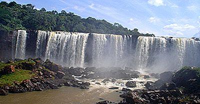 Os Parques Nacionais Do Paraguai