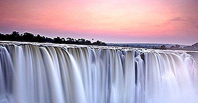 Los Parques Nacionales De Zimbabwe