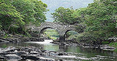 Tesoros Naturales De Irlanda: Los Seis Parques Nacionales De La República De Irlanda
