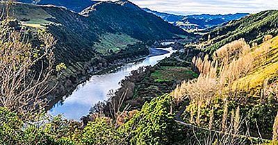Râul Whanganui Din Noua Zeelandă Este Clasificat Ca O Entitate Vie