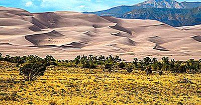 Os Mais Novos Parques Nacionais Nos Estados Unidos