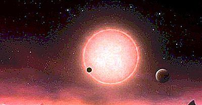 Neu Entdeckte Trappisten-Planeten: Könnten Sie Das Leben So Unterstützen, Wie Wir Es Kennen?