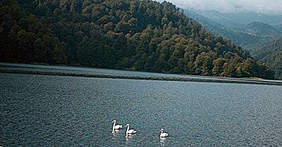 Os Nove Parques Nacionais Do Azerbaijão