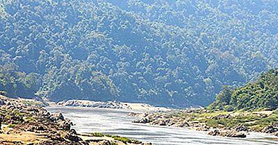 Der Nu-Fluss: Seltener Ungezähmter Fluss Südasiens