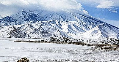 Pamir Mountains, Asien