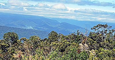 Papua-Neuguineas Top-Nationalparks Und Schutzgebiete