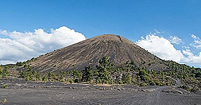Volcan Paricutin, Mexique