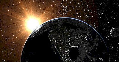 Il Passato, Il Presente E Il Futuro Del Pianeta Terra