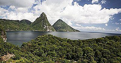 Pitons Management Area, Saint Lucia