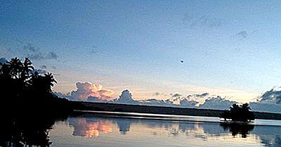 Insula Rennell Și Lacul Tegano, Insulele Solomon