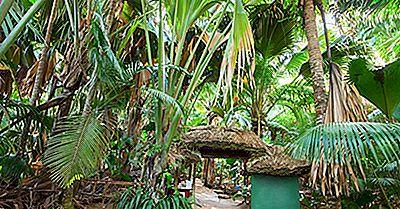 Os Sete Parques Nacionais E Parques Marinhos Das Seychelles