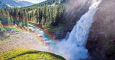 Les Sept Parcs Nationaux De L'Autriche