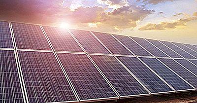 Produção De Energia Solar Por Estado