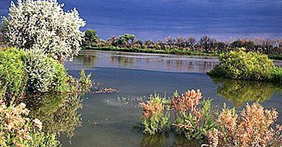 O Rio Syr Darya