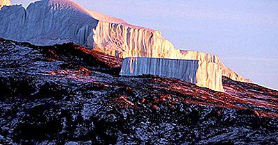 Le Montagne Più Alte In Africa