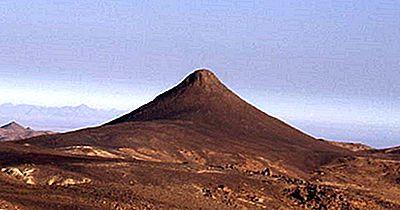 Le Montagne Più Alte In Algeria