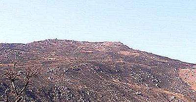 Las Montañas Más Altas De Angola