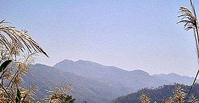 Las Montañas Más Altas En Bangladesh