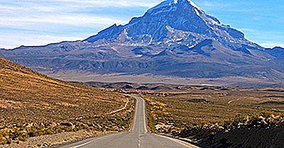 Cei Mai Înalți Munți Din Bolivia