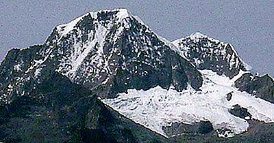 Las Montañas Más Altas De Colombia