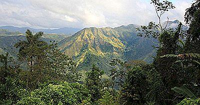 Montanhas Mais Altas Em Cuba