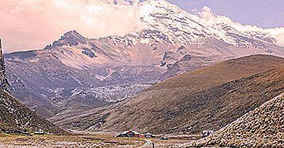 Höchste Berge In Ecuador