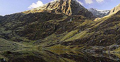 Die Höchsten Berge In Irland