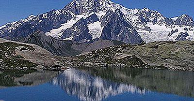 Les Plus Hautes Montagnes D'Italie