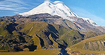 Les Plus Hautes Montagnes De Russie