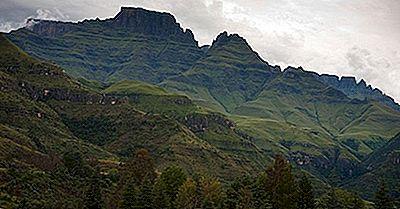 Les Plus Hautes Montagnes D'Afrique Du Sud