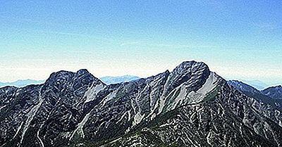 Cei Mai Înalți Munți Din Taiwan