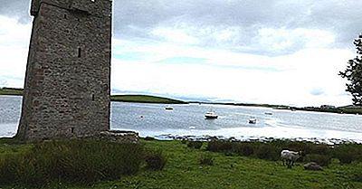 As Dez Maiores Ilhas Da Irlanda Por Área