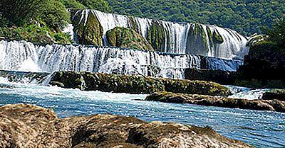 Die Drei Nationalparks Von Bosnien Und Herzegowina