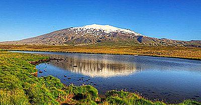 Los Tres Parques Nacionales De Islandia