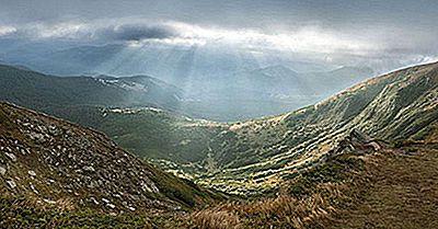 Top Parcuri Naționale În Ucraina