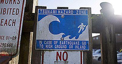 Tsunamis: Wenn Tektonik Und Wasser Kombinieren