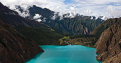 Les Douze Parcs Nationaux Spectaculaires Du Népal
