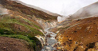 Formaciones Terrestres Volcánicas: ¿Qué Es Una Tuya?