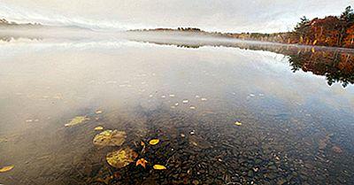 Webster Lake - Lugares Únicos En América Del Norte