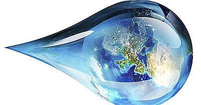 Vad Och Var Är Hydrosphere?